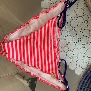 Victoria's Secret Tie Bikini Bottoms